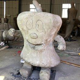雕塑案例:贵州省铜仁市万山区农业综合体项目