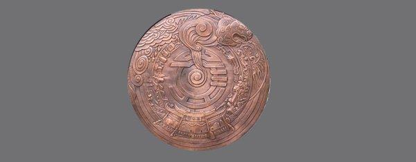 铸铜/锻铜雕塑