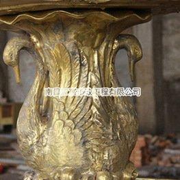 江西大型铸铜雕塑厂家产品