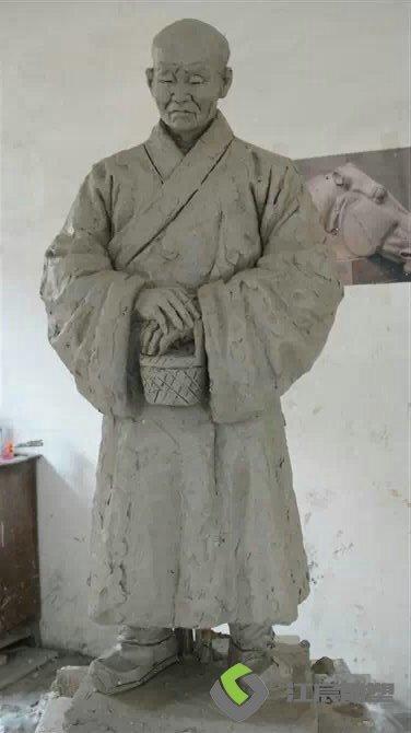 南昌人物雕像工厂:佛像类玻璃钢雕塑