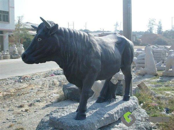 江西雕像厂家:动物造型石材雕像 景观改造工程