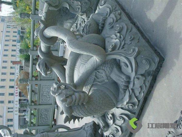 江西南昌雕像:动物石材雕塑