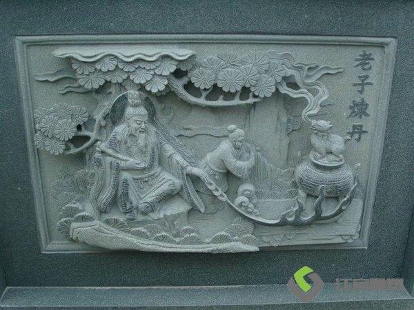 江西雕像:墙壁石材浮雕雕塑