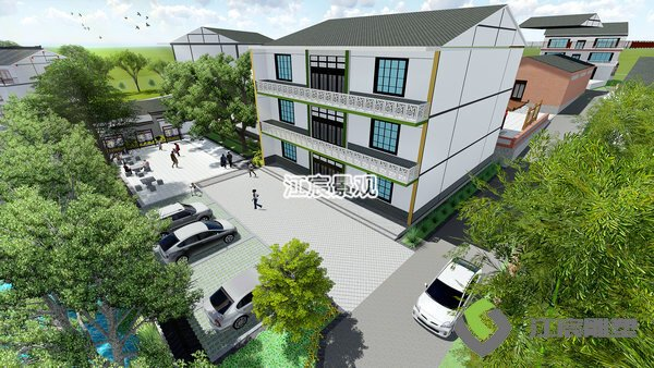 江西南昌雕塑:新农村景观设计施工厂家