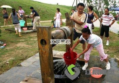 江西景观设计厂:新农村体验基础设施