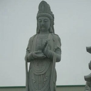 江西南昌观音佛神像造型石材雕塑雕像