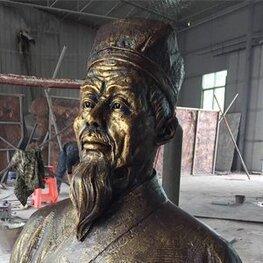 江西玻璃钢历史名人雕塑人物雕像之国酒祖师李时珍