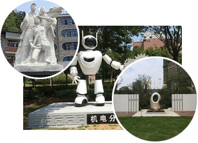南昌假山制作、广场主体雕塑生产厂家